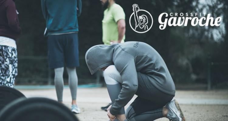 Initiation au CrossFit à la Media's Cup
