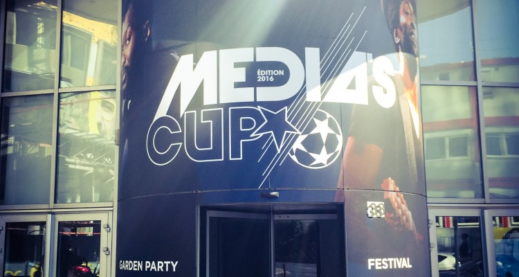 Devanture Media's Cup - Atlantis Télévision