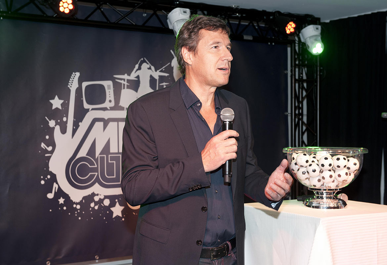 Frédéric Houzelle, Atlantis Télévision - Openin Party