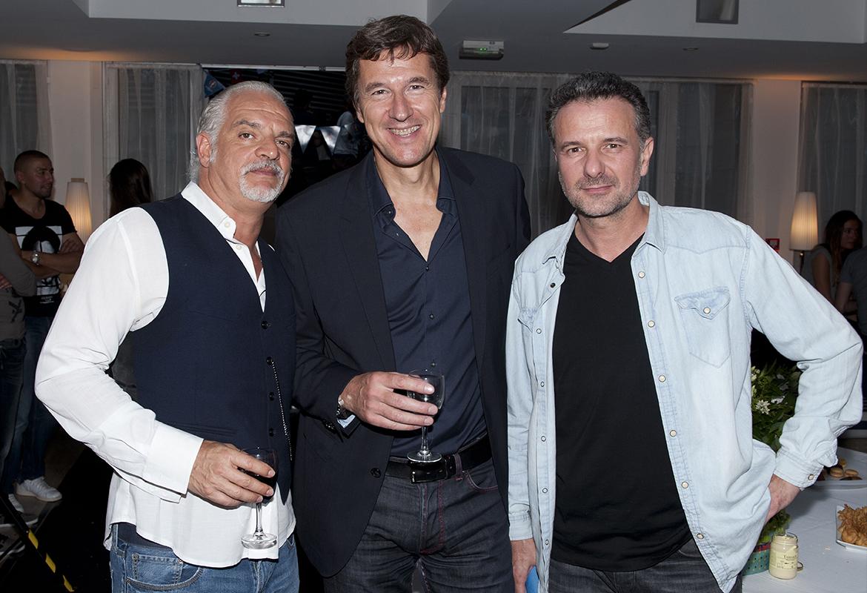 Santi, Frédéric Houzelle, Stéphane Basset