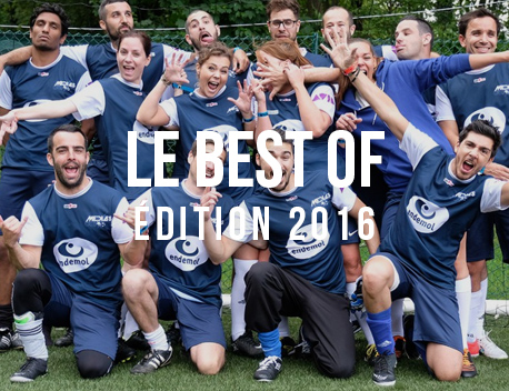 Le Best Of de l'édition 2016